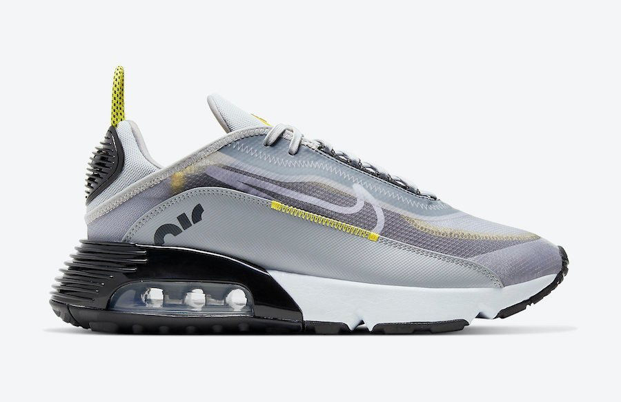 Nike Air Max 2090 Wolf Grey BV9977-002 Release Date Info