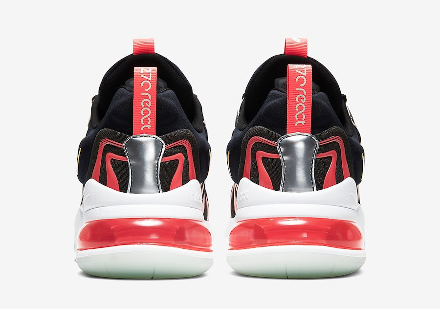 Nike Air Max 270 React ENG Aliens CW7302-001 Release Date Info