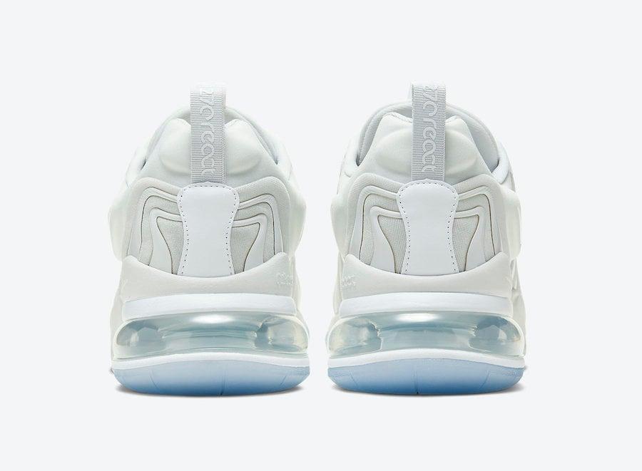 Nike Air Max 270 React ENG Photon Dust CJ0579-002 Release Date Info