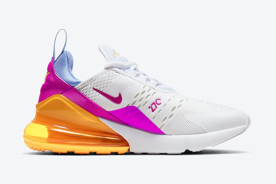 Nike Air Max 270 Releasing In Spring Colors Getswooshed