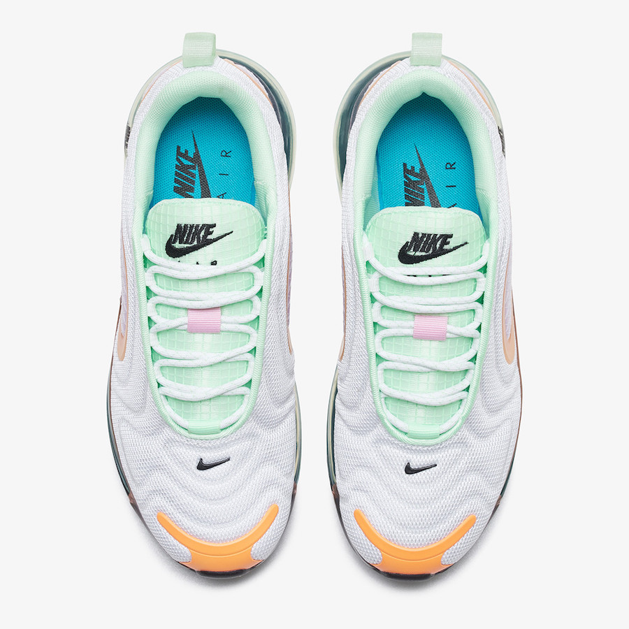 Nike Air Max 720 Vibrant Pack CJ0632-100 Release Date Info