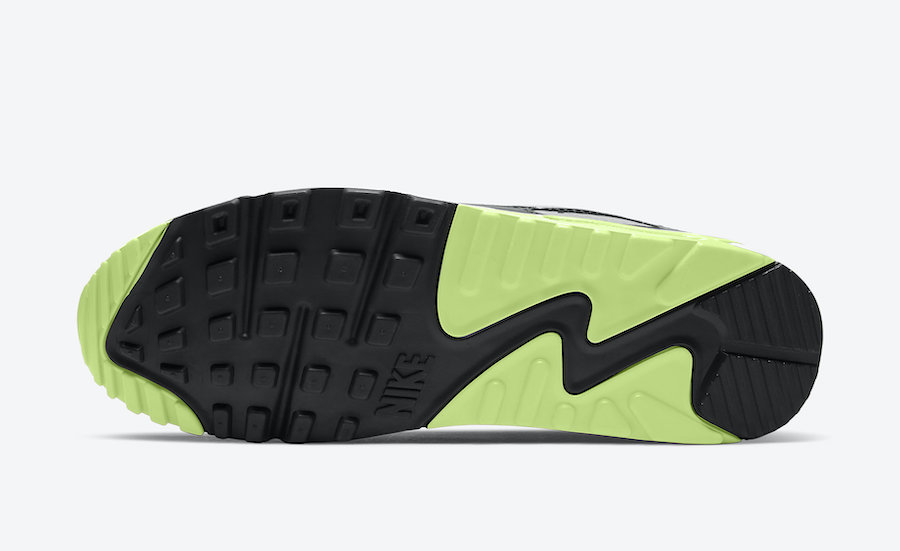 Nike Air Max 90 OG Lime Green CW5458-100 Release Date Info