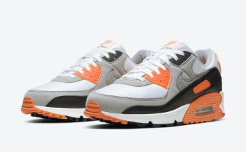 Nike Air Max 90 Total Orange CW5458-101 Release Date Info