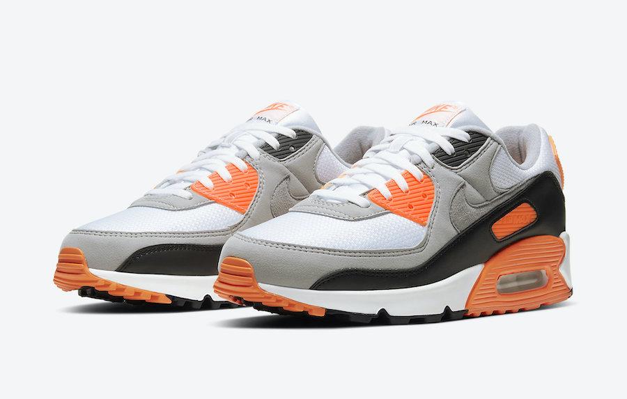 diamante Ecología Línea del sitio  Air Jordan IV 4 Retro 90 Total Orange CW5458-101 Release Date Info |  SneakerFiles