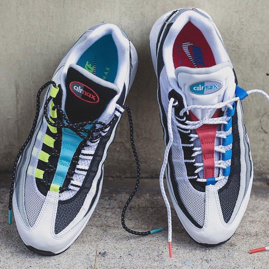 Nike Air Max 95 Greedy 2.0 CJ0589-001 Release Date Info