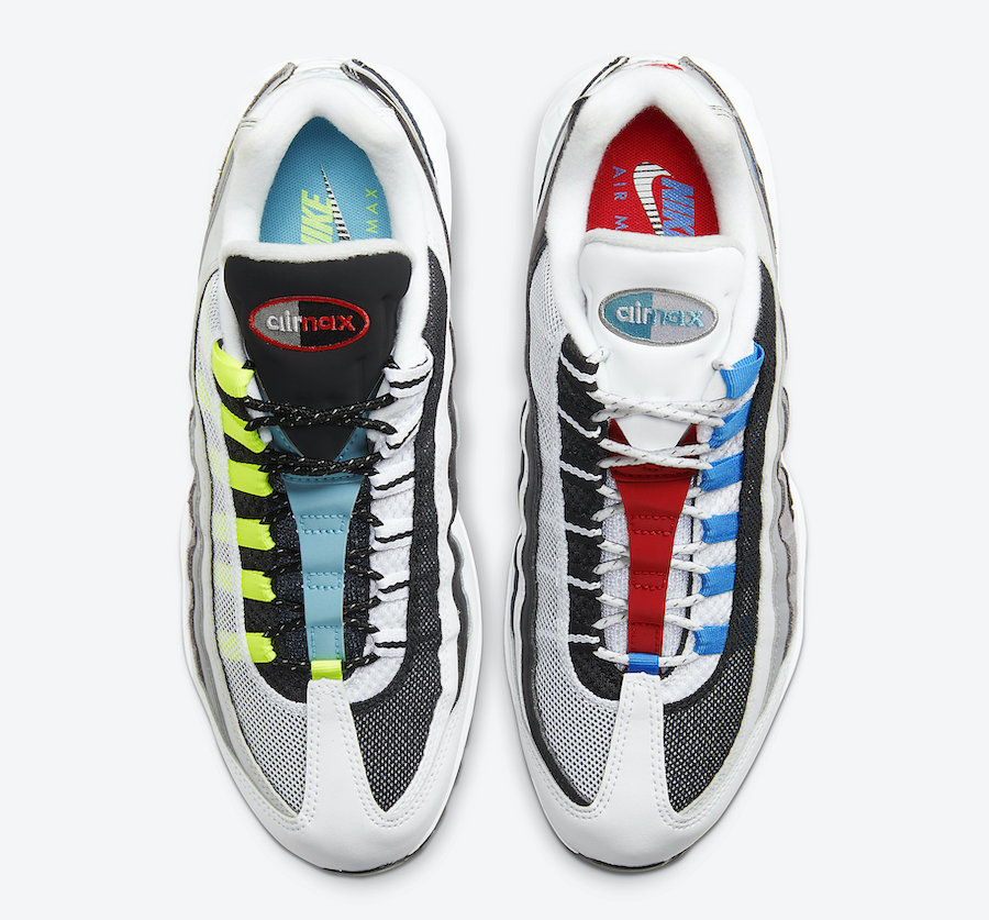 Nike Air Max 95 Greedy 2.0 CJ0589-001 Release Date