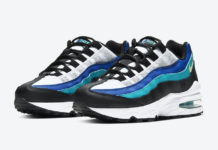 Nike Air Max 95 GS Oracle Aqua 905348-040 Release Date Info