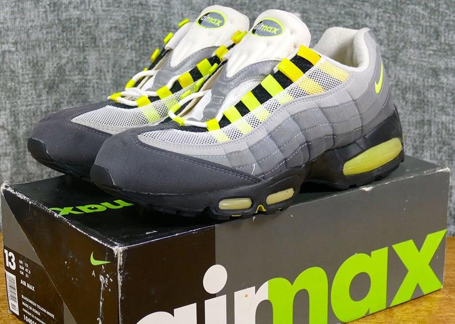 Nike Air Max 95 Neon 1995
