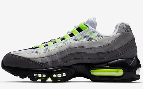 Nike Air Max 95 OG Neon 2020 Release Date