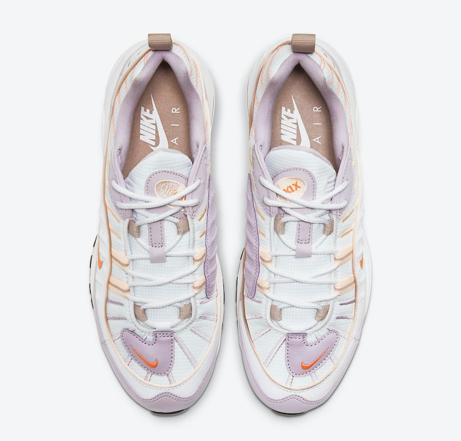 Nike Air Max 98 Atomic Pink CI3709-102 Release Date Info