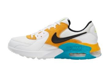 Nike Air Max Excee White Orange Green Blue CD4165-104
