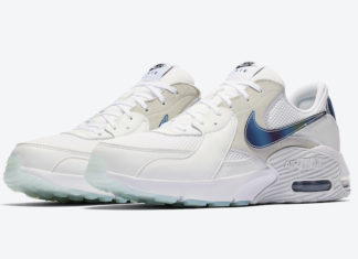 Nike Air Max Excee White Platinum Tint CD4165-102 Release Date Info