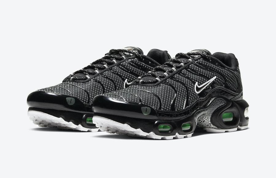Nike Air Max Plus Black Croc CV2392-001 Release Date Info ...
