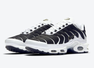 Nike Air Max Plus White Black Metallic Pewter CT1094-102 Release Date Info