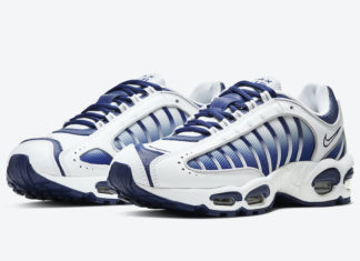Nike Air Max 4 IV White Blue CT1267-101 Release Date Info