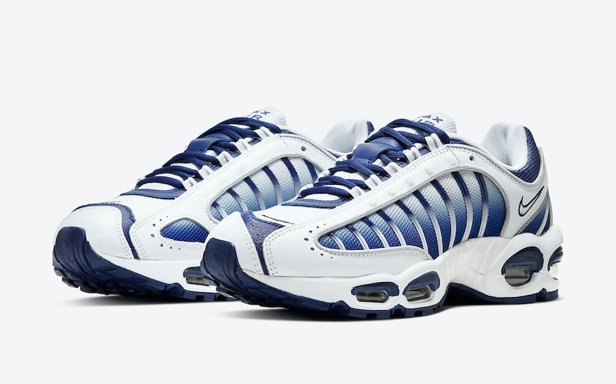 Nike Air Max Tailwind 4 Releasing in White and Blue