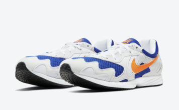 Nike Air Streak Lite Racer Blue Total Orange CD4387-101 Release Date Info