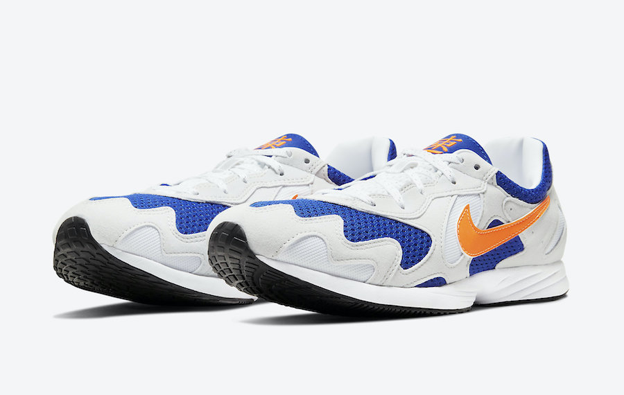 Nike Air Streak Lite Racer Blue Total Orange CD4387-101 Release Date Info
