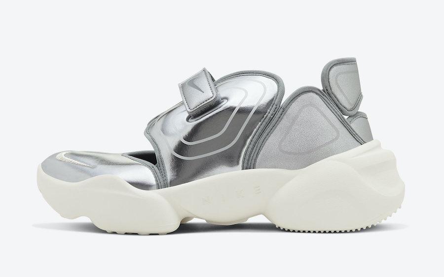 Nike Aqua Rift Silver CW5875-001 Release Date Info