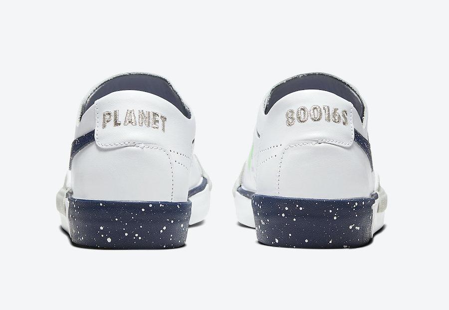 Nike Blazer Low Slip The Planet of Hoops CW2619-141 Release Date Info