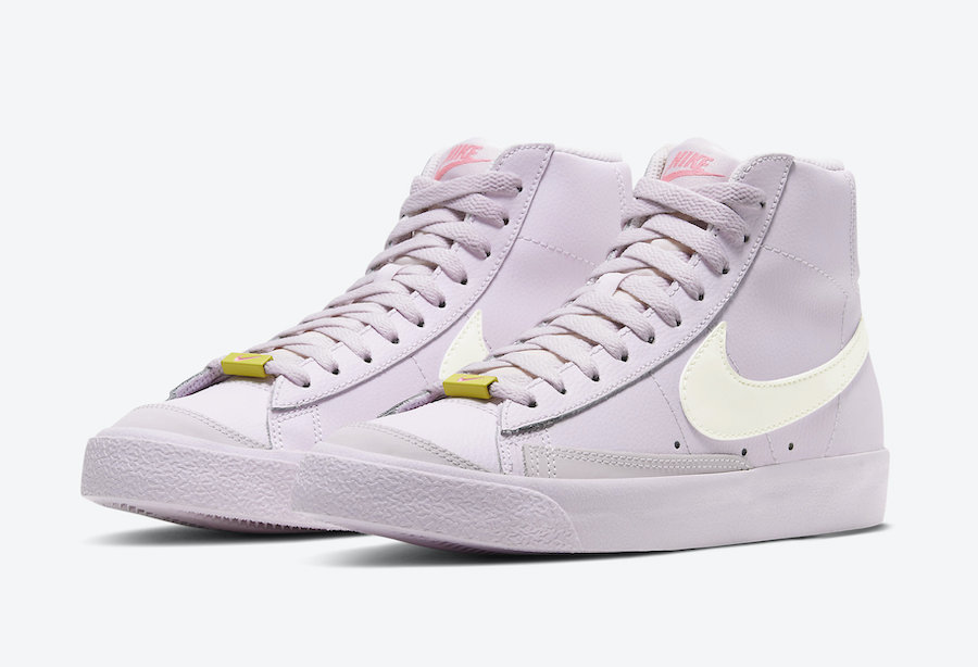 Nike Blazer Mid Available in 'Digital Pink'