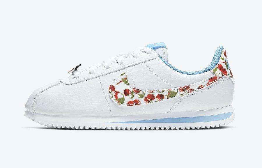 Nike Cortez Cherry CJ2421-400 Release Date Info