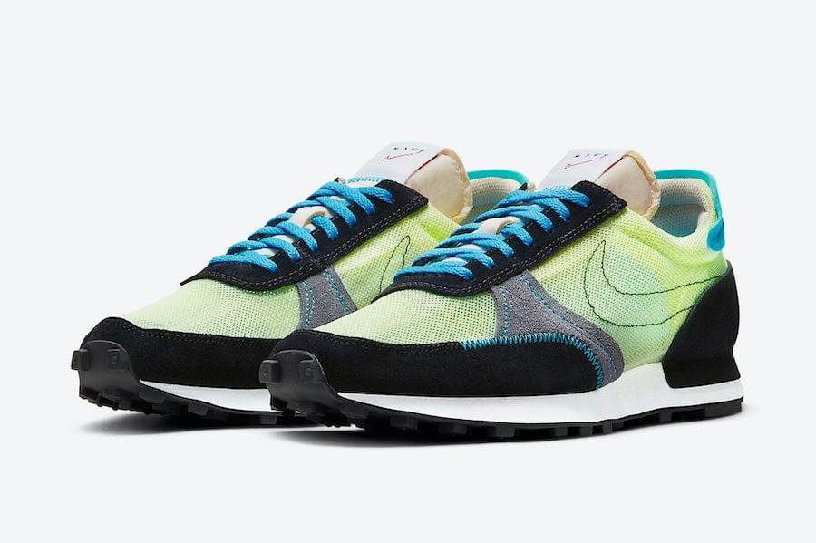 Nike Daybreak Type Barely Volt CW7566-700 Release Date Info