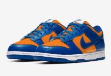 Nike Dunk Low University Orange CU1727-800 Release Date Info