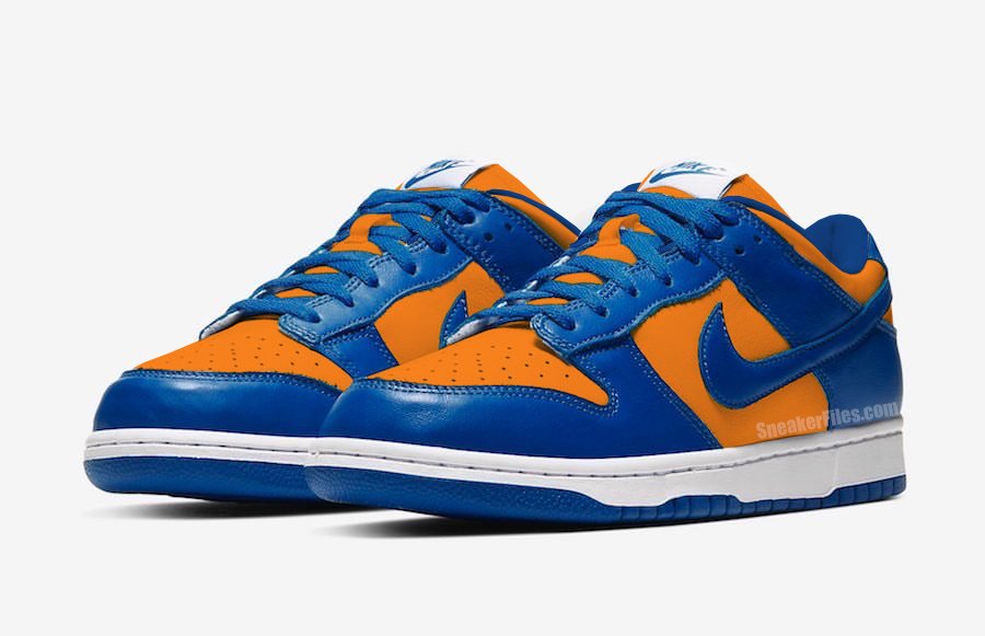 Nike Dunk Low 'University Orange' Releasing Soon