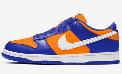 Nike Dunk Low University Orange Release Date
