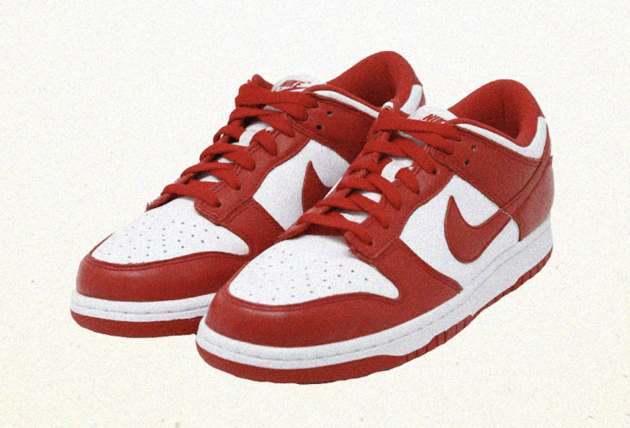 Nike Dunk Low University Red CU1727-100