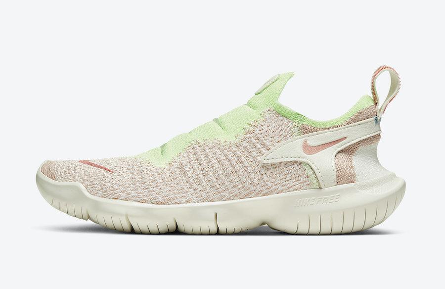 Nike Free Run Type 3.0 Volt CJ0267-100 Release Date Info