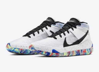 Nike KD 13 Home Team CI9948-900 Release Date Info