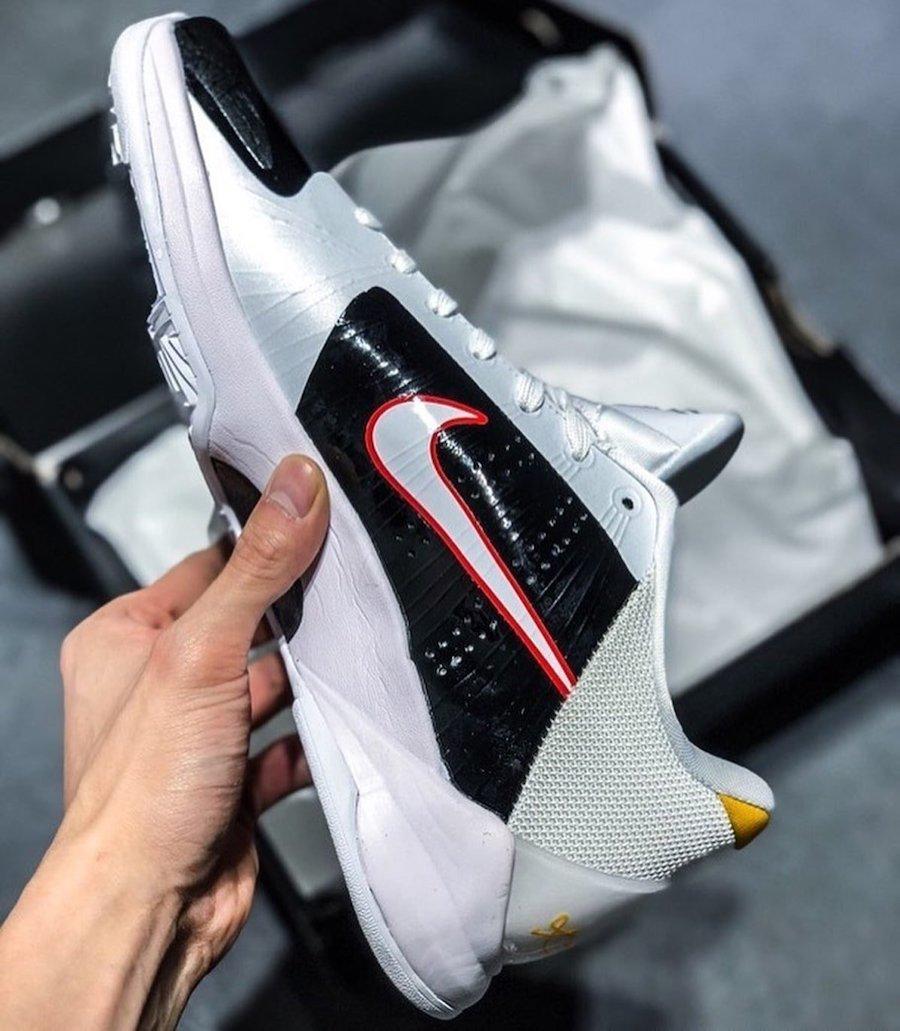 Nike Kobe 5 Protro Bruce Lee CD4991-700 Release Date