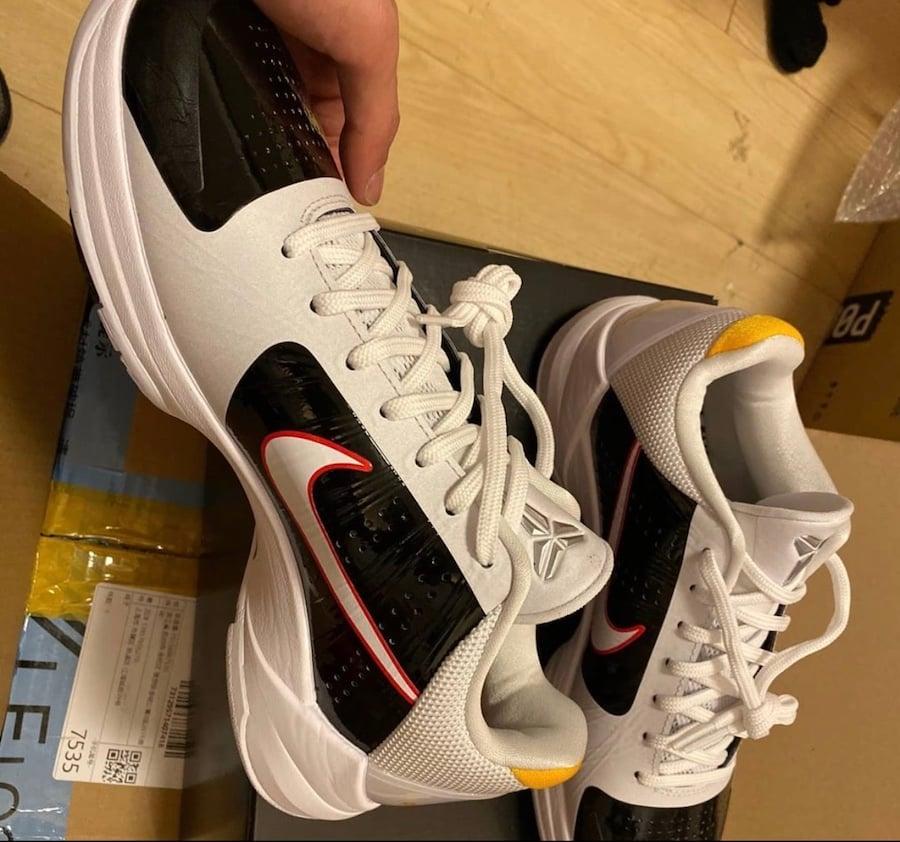 Nike Kobe 5 Protro Bruce Lee CD4991-700 Release Date Info