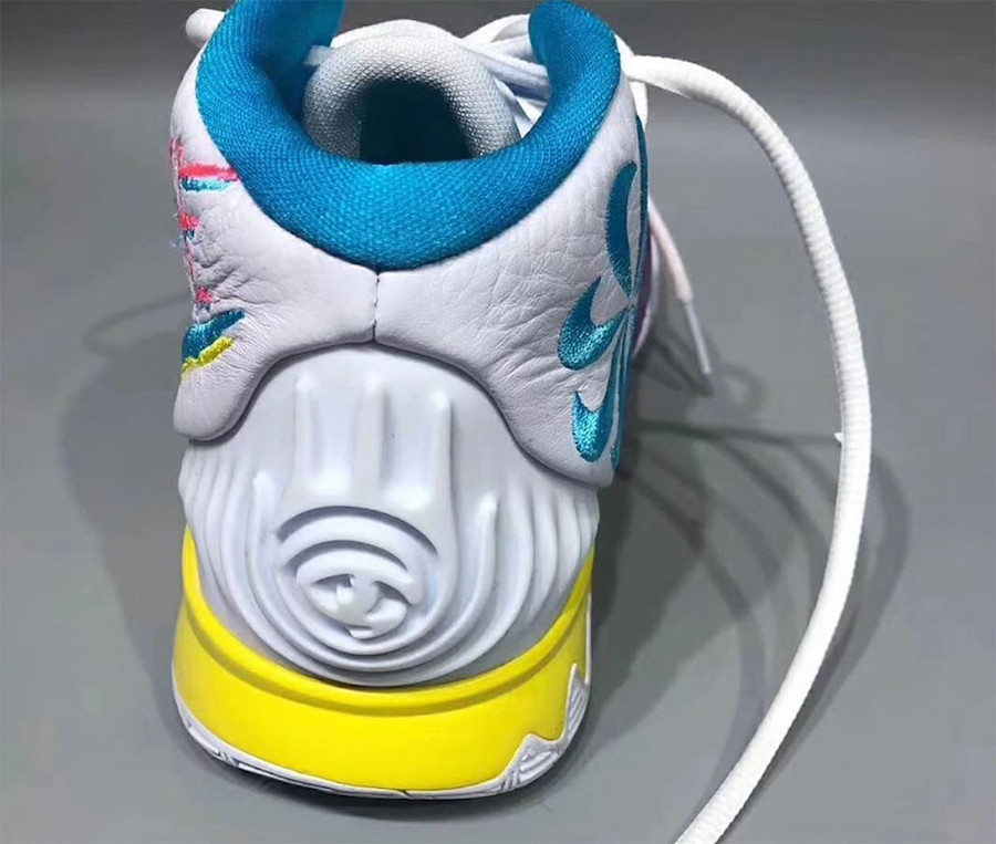 Nike Kyrie 6 Retro Logos Release Date Info