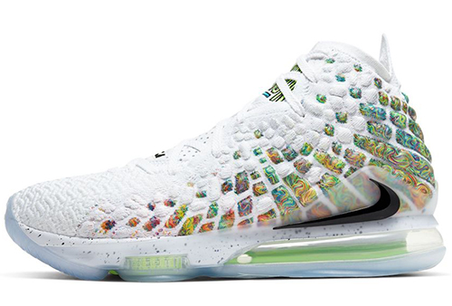 Nike LeBron 17 Command Force Release Date