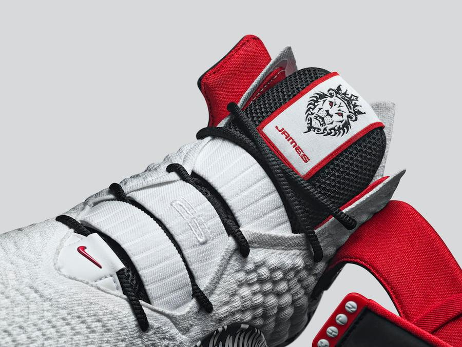 Nike LeBron 17 Graffiti CT6052-100 Release
