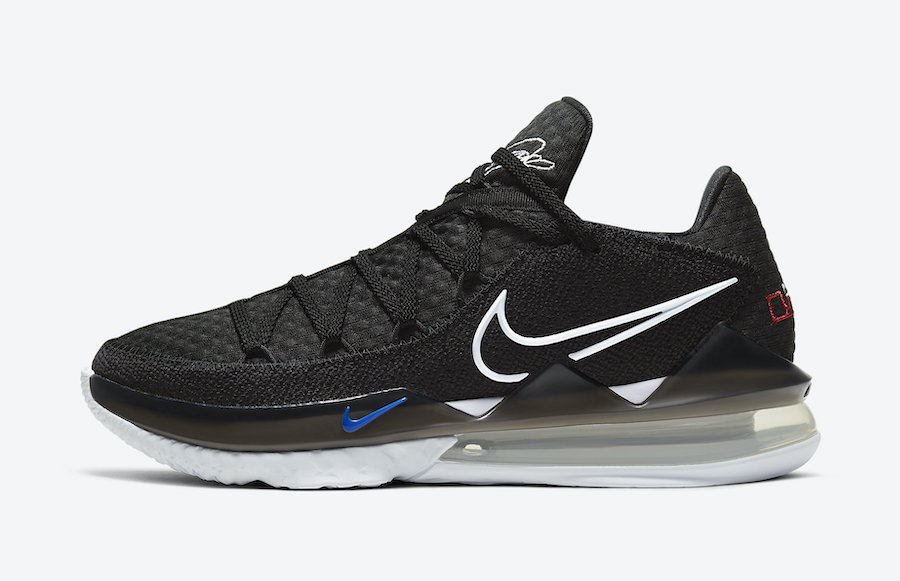 Nike LeBron 17 Low LeBron James CD5007-002 Release Date