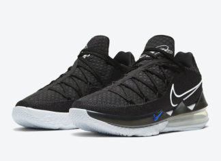 Nike LeBron 17 Low LeBron James CD5007-002 Release Date