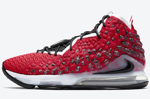 Nike LeBron 17 Uptempo Release Date