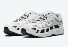 Nike P-6000 Sail Wolf Grey Metallic Silver CD6404-101 Release Date Info