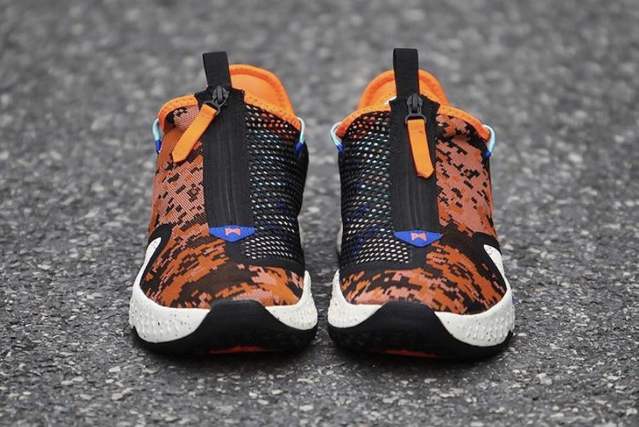 Nike PG 4 Digi-Camo Release Date
