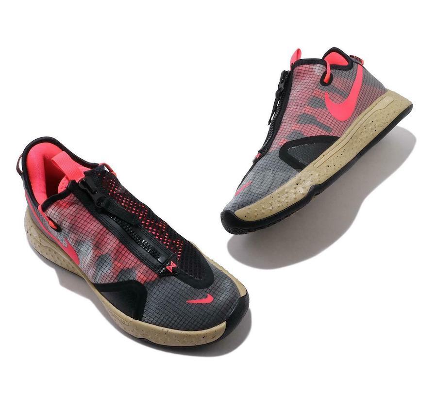 Nike PG 4 PCG CZ2240-900 Release Date Info