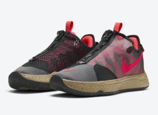 Nike PG 4 PCG CZ2241-900 Release Date