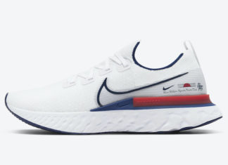 Nike React Infinity Run Blue Ribbon Sports CW7597-100 Release Date Info