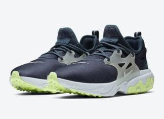 Nike React Presto Obsidian Barely Volt CK4538 400 Release Date Info