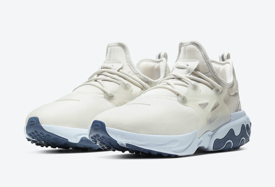 Nike React Presto Available in 'Platinum Tint'