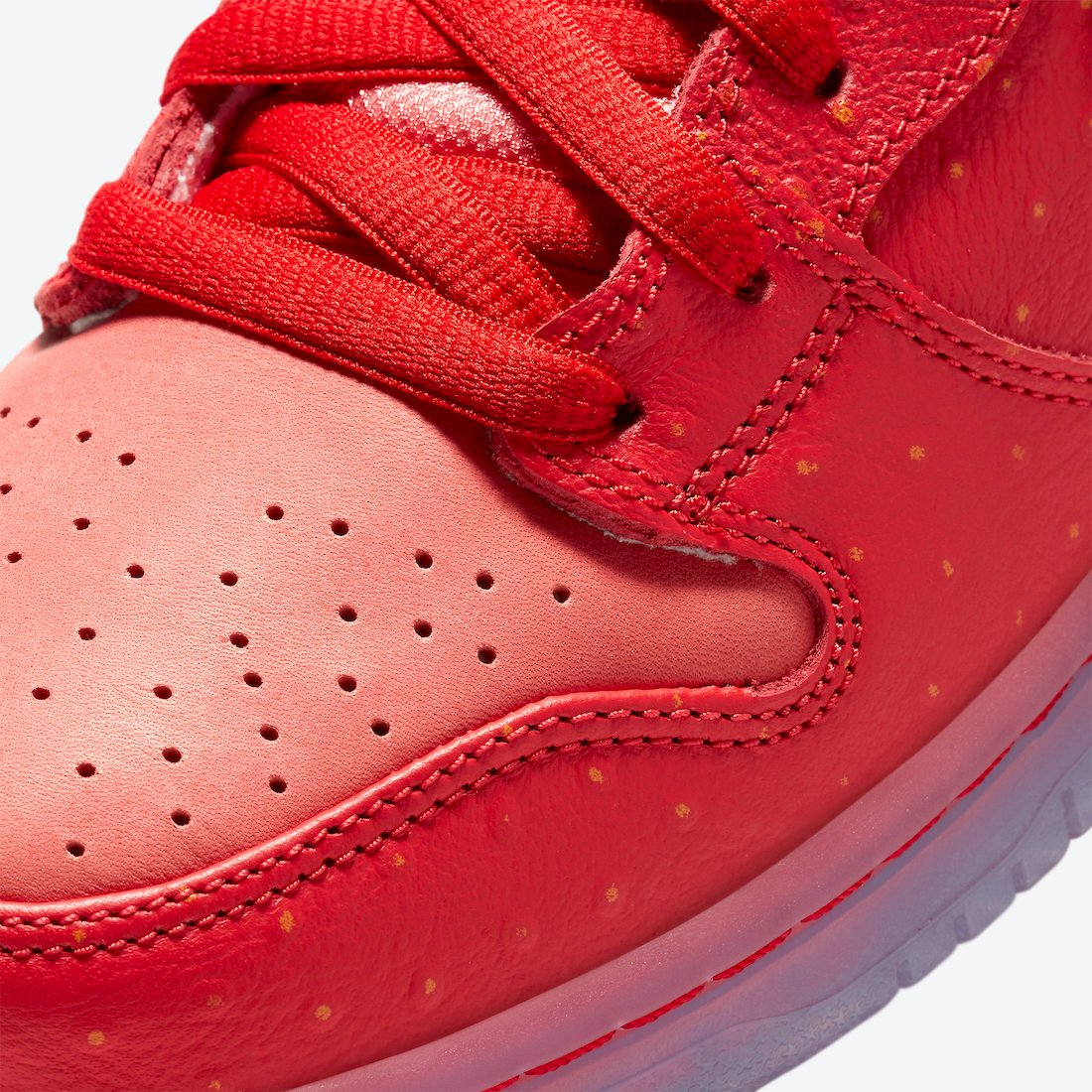 Nike SB Dunk High Strawberry Cough CW7093-600 Release Info Price