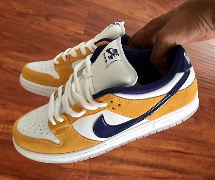 Nike SB Dunk Low Laser Orange Release Date Info